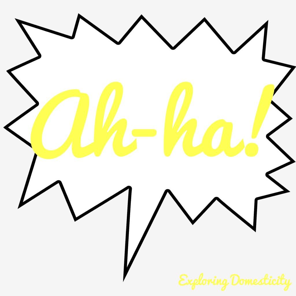 Ah-ha!