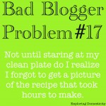 Bad blogger:at my picture