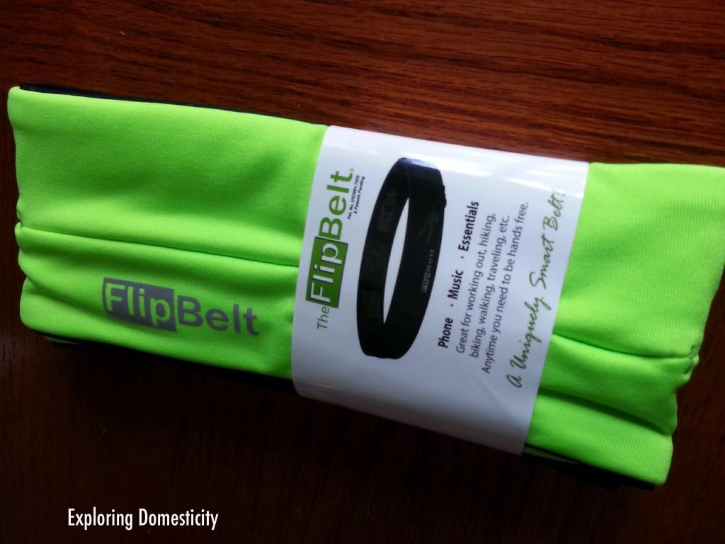 Flipbelt green