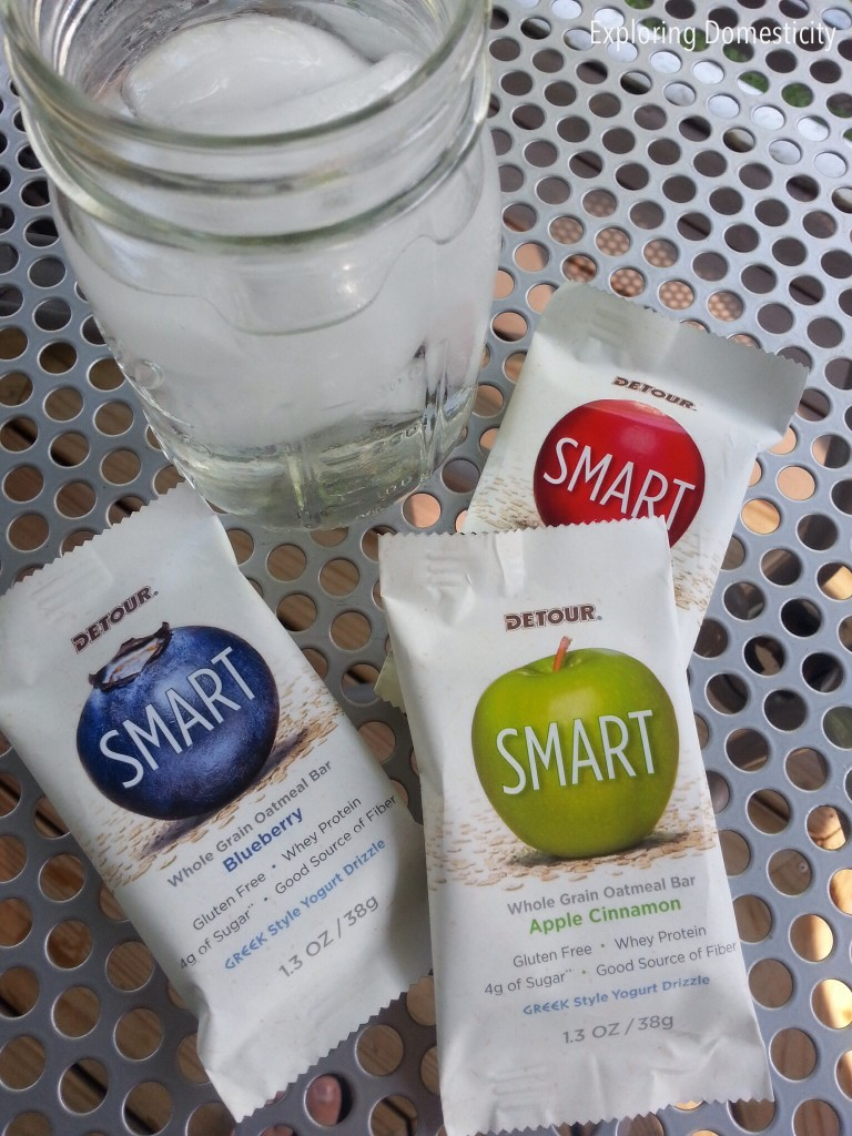 Detour SMART bar review and discount code