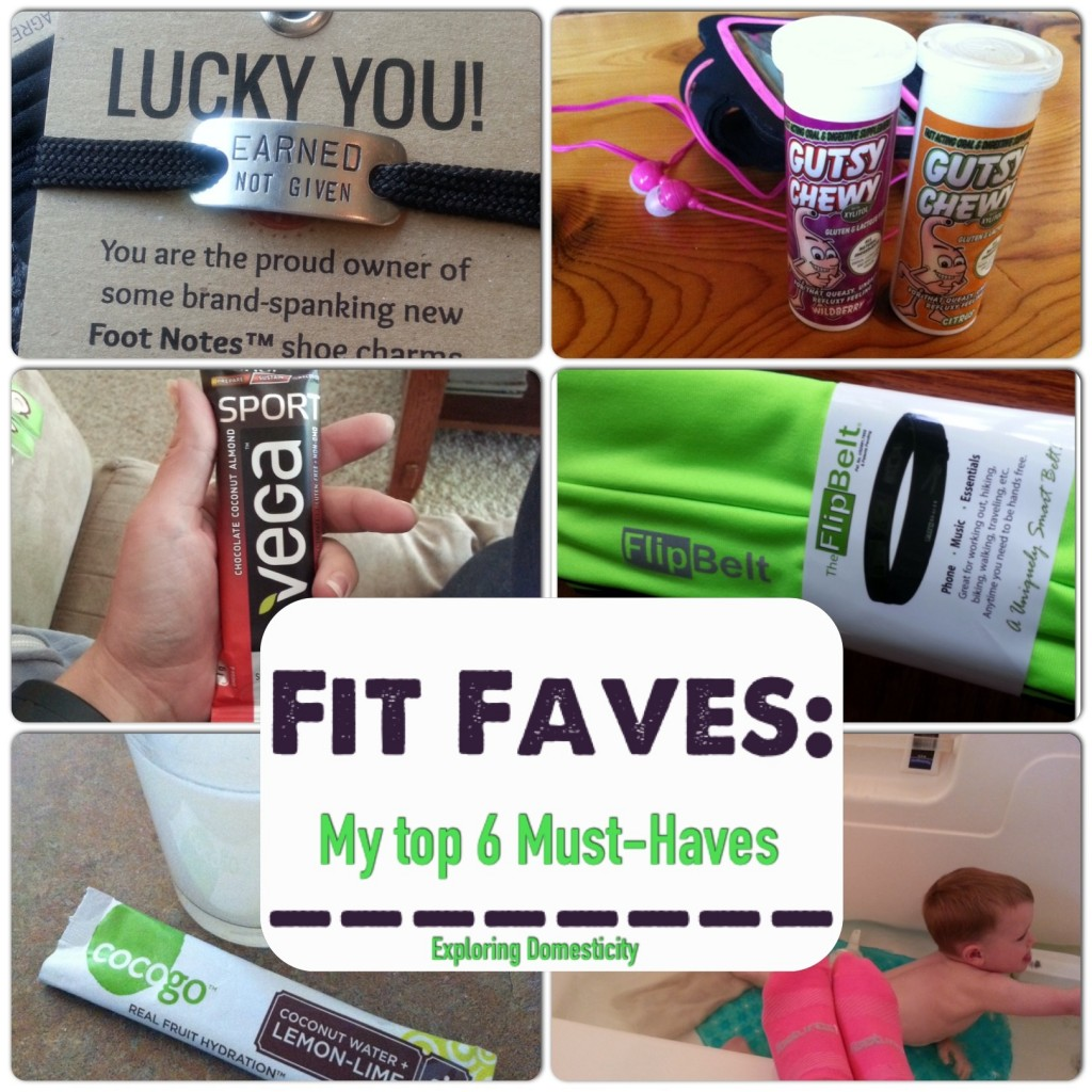 Fit Faves: my top 6 must-haves