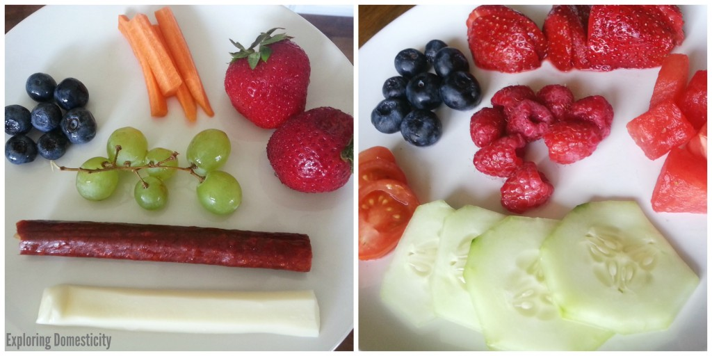 Healthy Snacks lunch