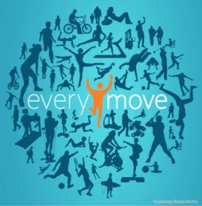 Tracking activity with EveryMove
