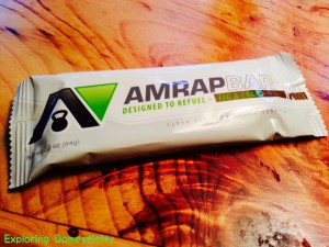 AMRAP Bars Review
