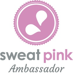 Sweat pink ambassador