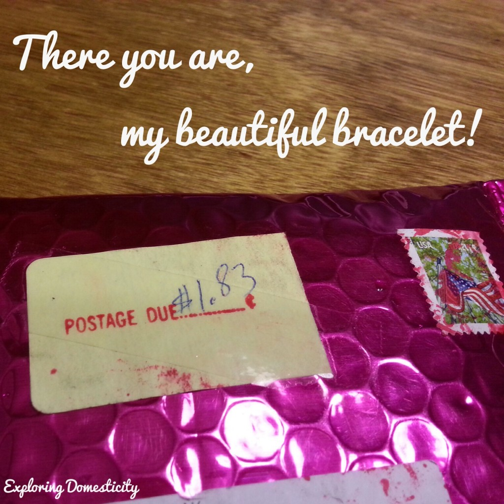 Lorna Jane Bracelet Giveaway