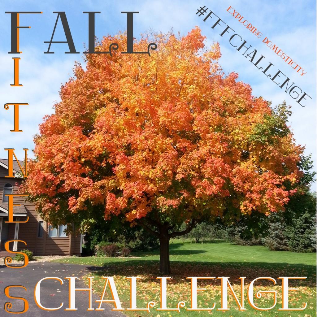 Fall fitness challenge #fffchalenge