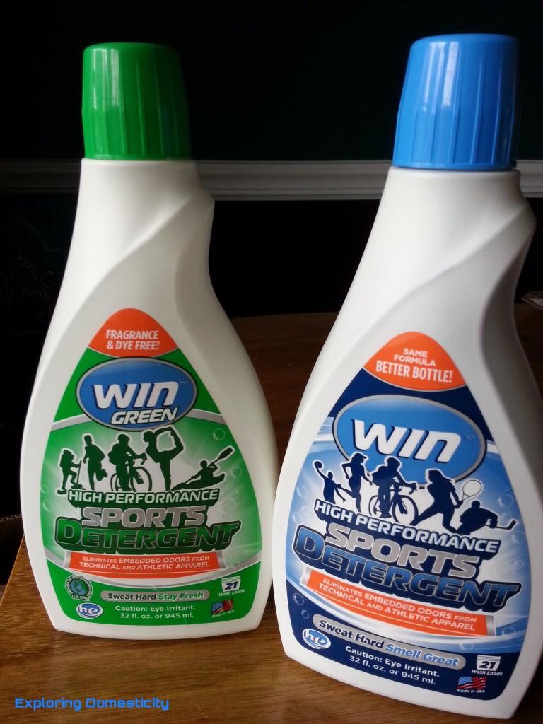 WIN Detergent giveaway