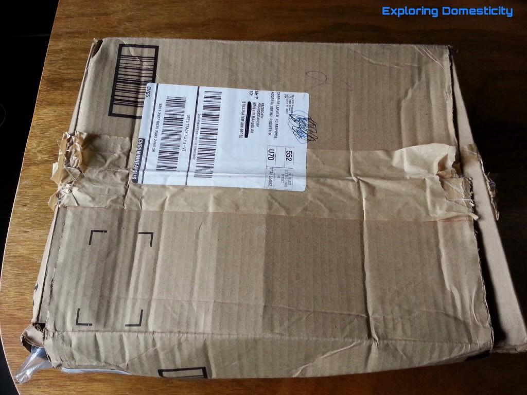 Rough trip through the mail
