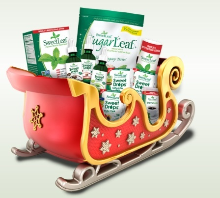 SweetLeaf Stevia Giveaway