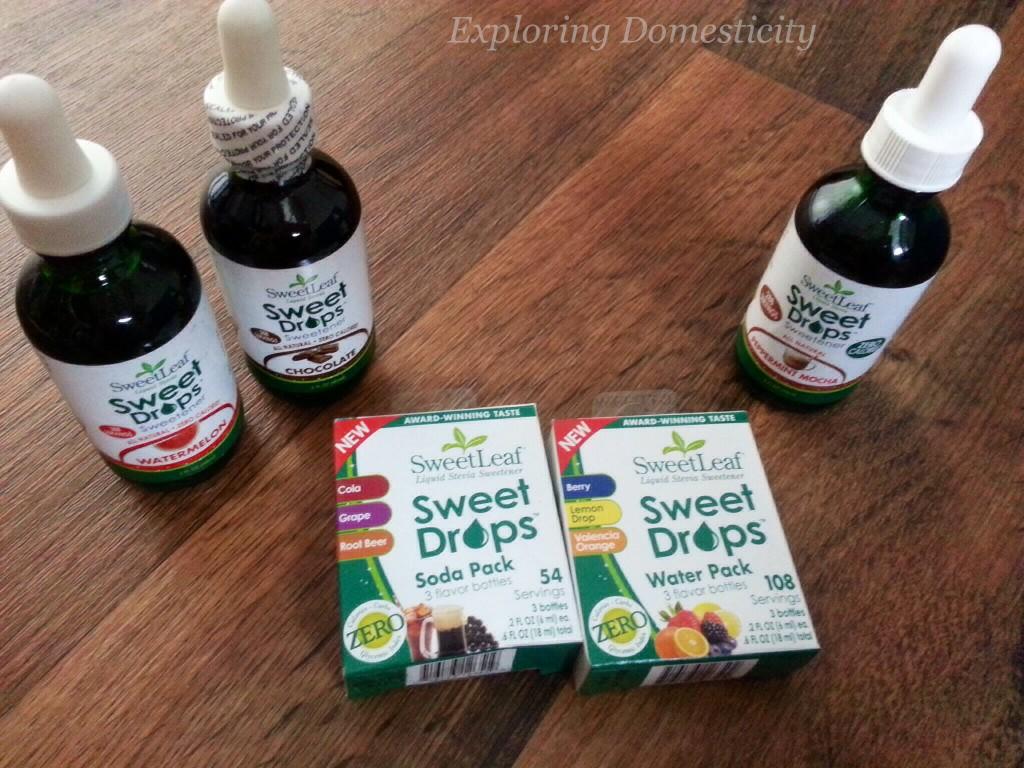 SweetLeaf Stevia Sweet Drops