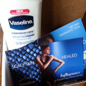 Vaseline from Influenster