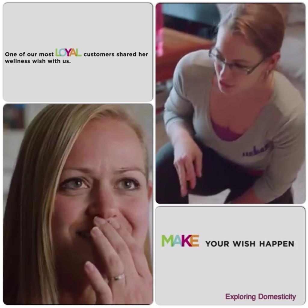 Kohls Wellness Wish Video
