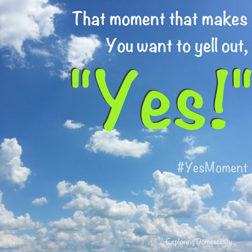 Yes Moment