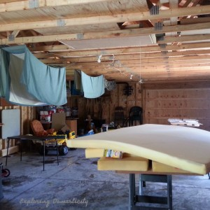 Popup Camper Remodel: Getting the Smell Out