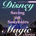 Saving in Disney Souvenirs
