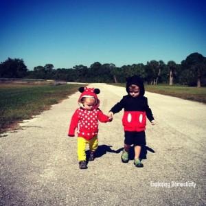 Disney with little ones - #DisneySide