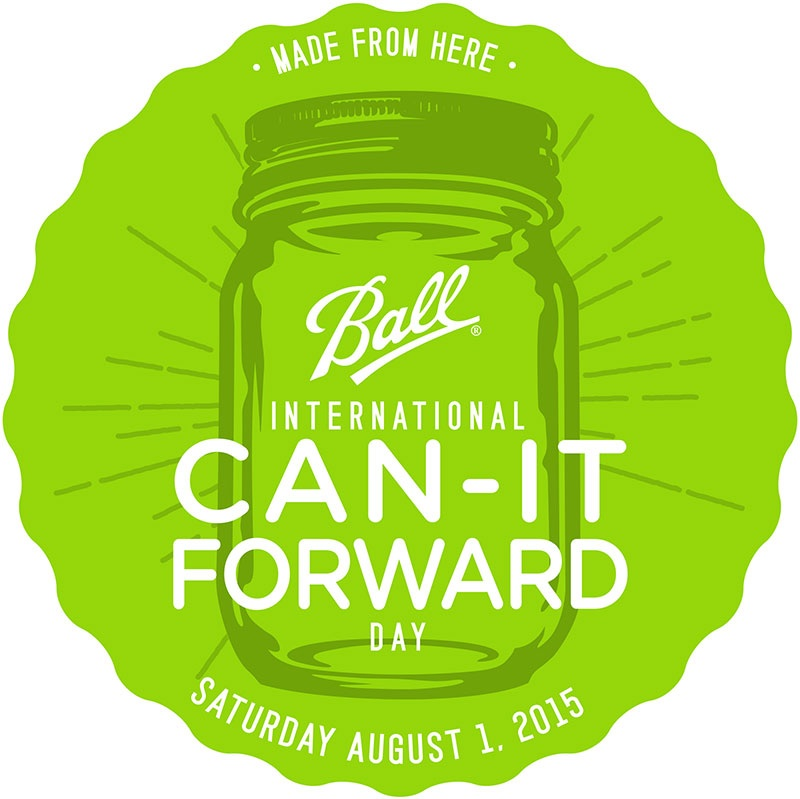 Ball #CanItForward Day