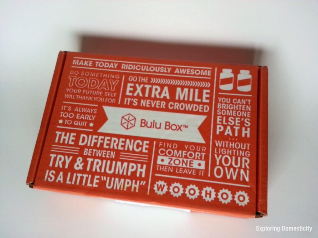 #LoveBulu Bulu Box Review