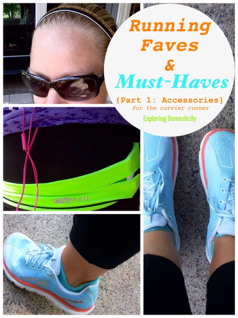 Running essentials and must-haves {Part 1: Accessories}