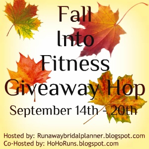 International chocolate day balance bar giveaway - fall into fitness giveaway hop