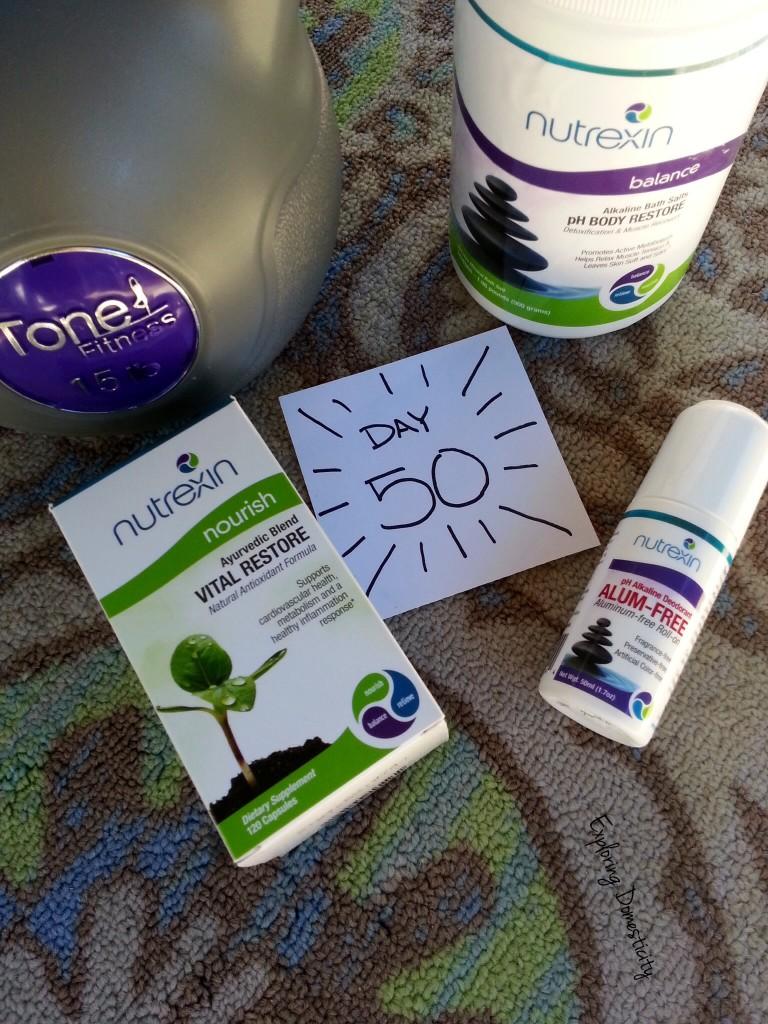 NutrexinUSA Alum-Free Deodorant