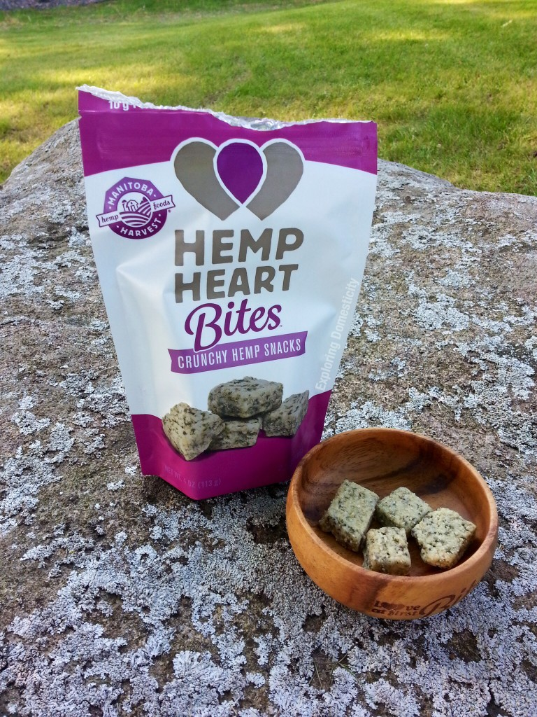 Simple Healthy Snacks to Satisfy Your Sweet Tooth: Hemp Heart Bites