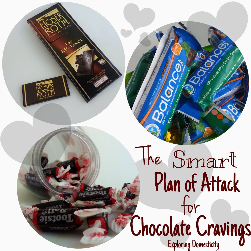 The Smart Plan of Attack for Chocolate Cravings