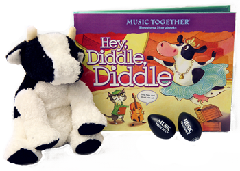 Singalong Storybooks - Hey Diddle Diddle - GiftSet