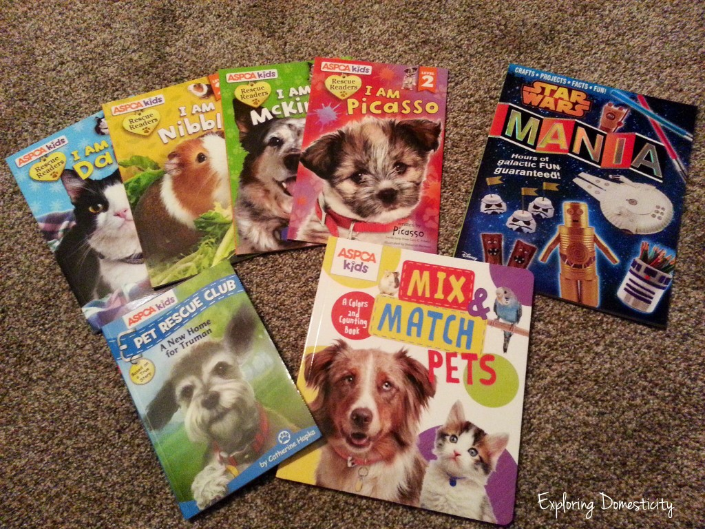 ASPCA Kids: Rescue Readers