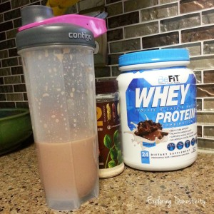 BeFiT chocolate protein