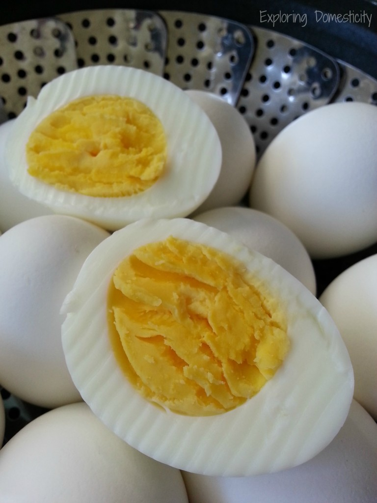 easy-to-peel and perfect hard-boiled eggs