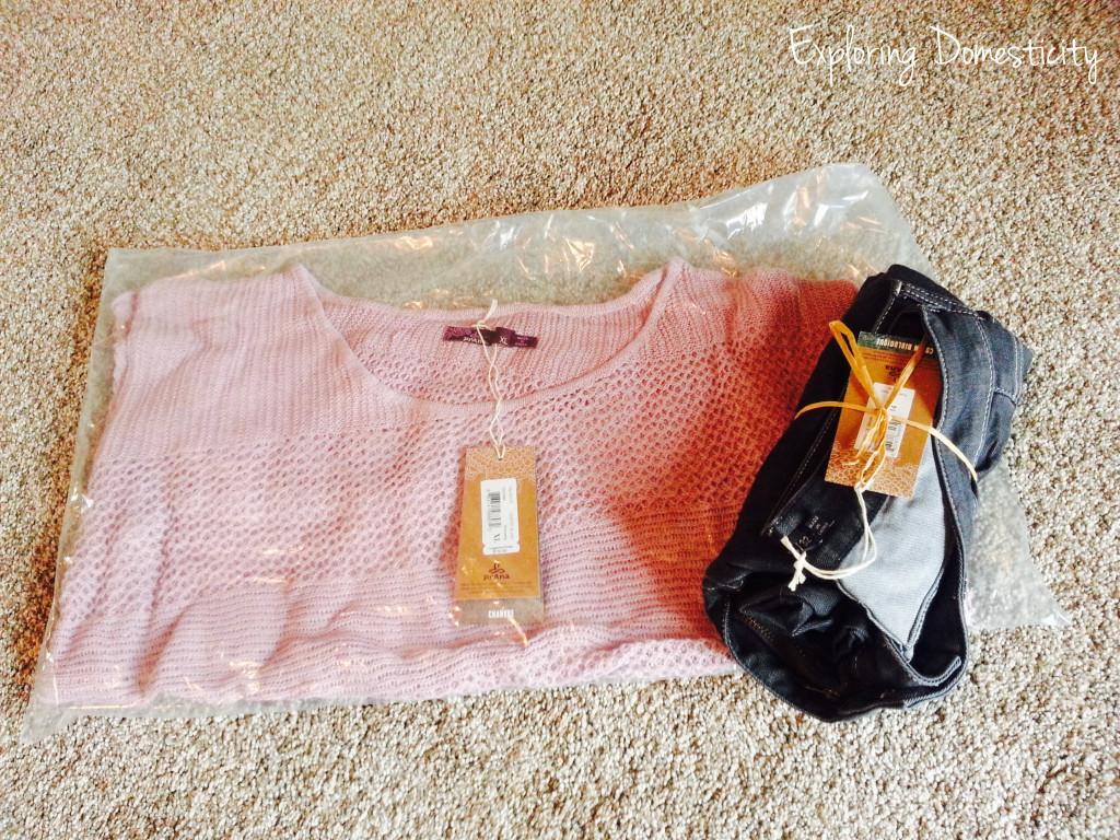 prAna Kara Jean and Liana Sweater giveaway