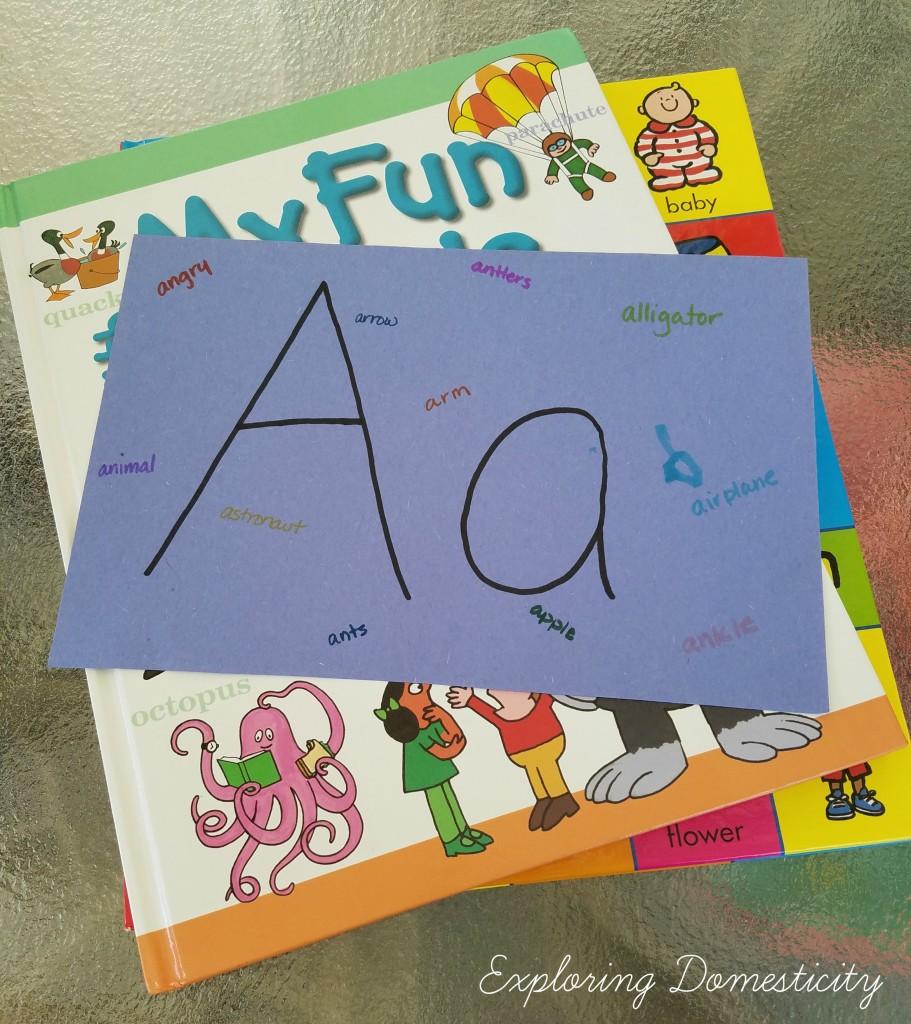 ABCs of Summer A