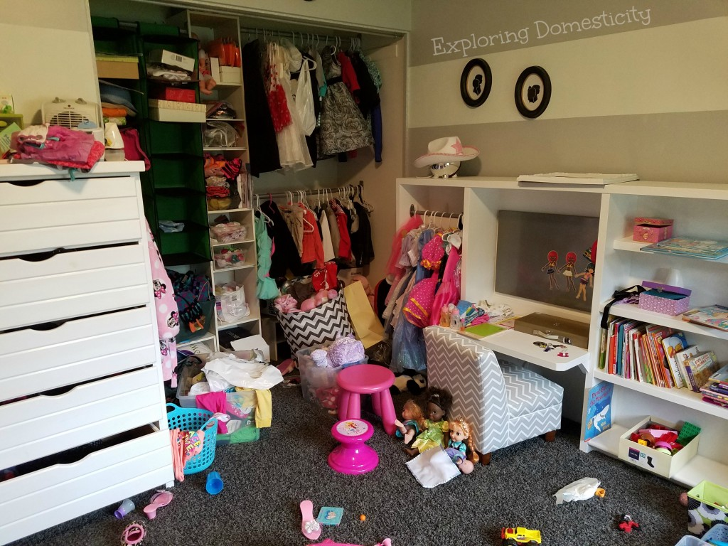 Spring Cleaning and Closet Organization tips for kids