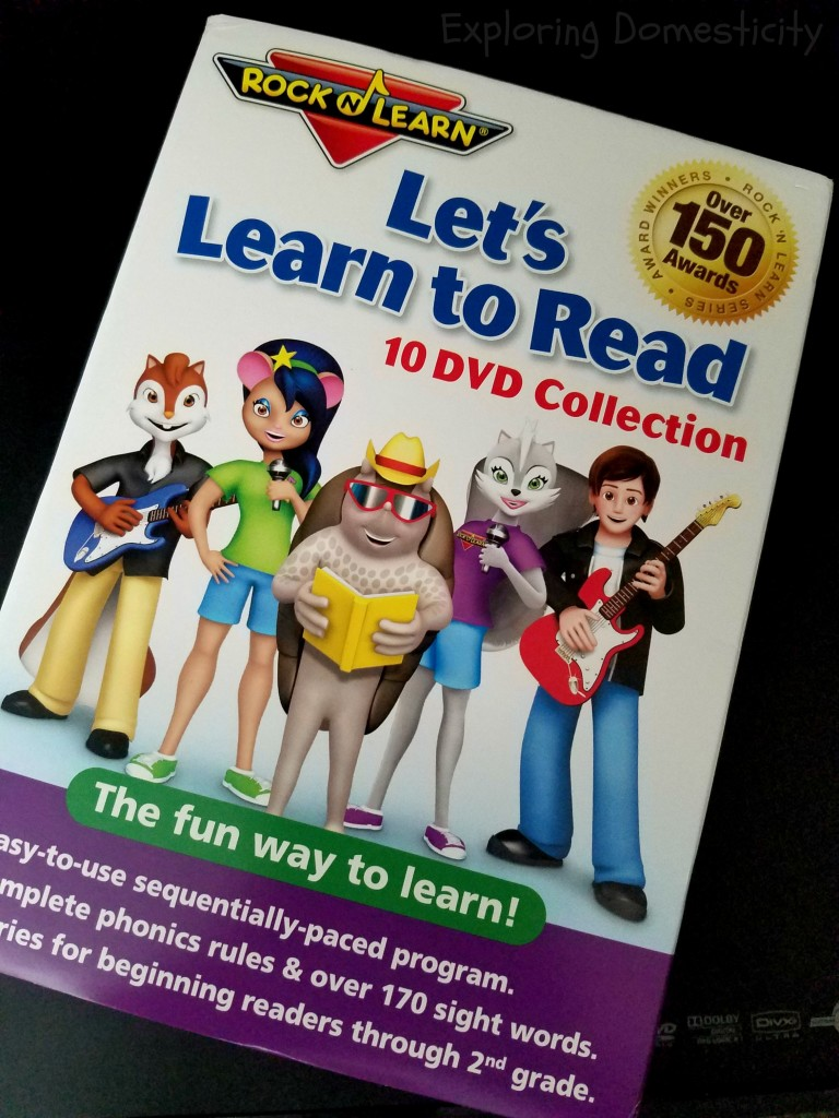 Let's Learn to Read