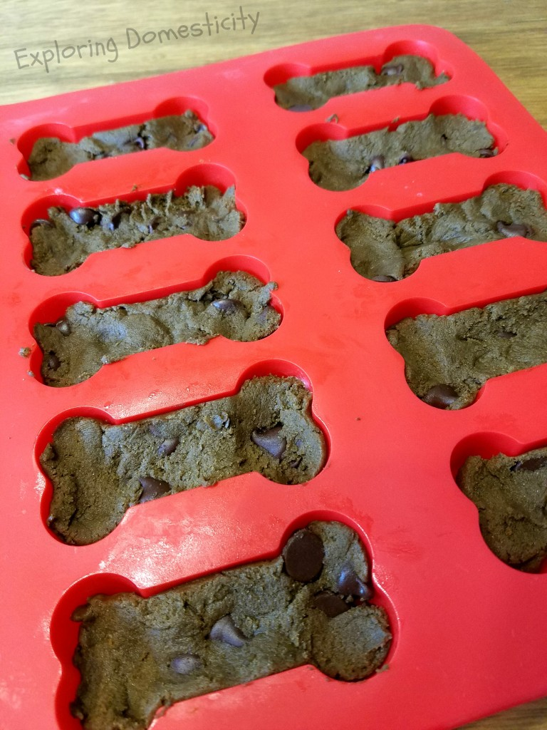 Dog Bone Protein Cookies for Kids