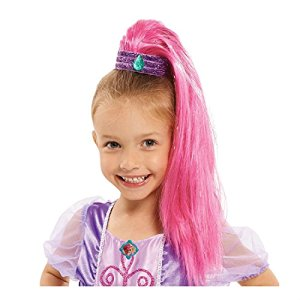Magical Gifts for Little Girls - Shimmer and Shine Genie Ponytail