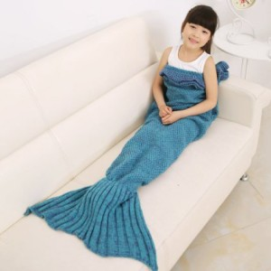 Magical Gifts for Little Girls - Mermaid Blanket