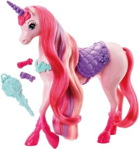 Magical Gifts for Little Girls - Barbie Unicorn