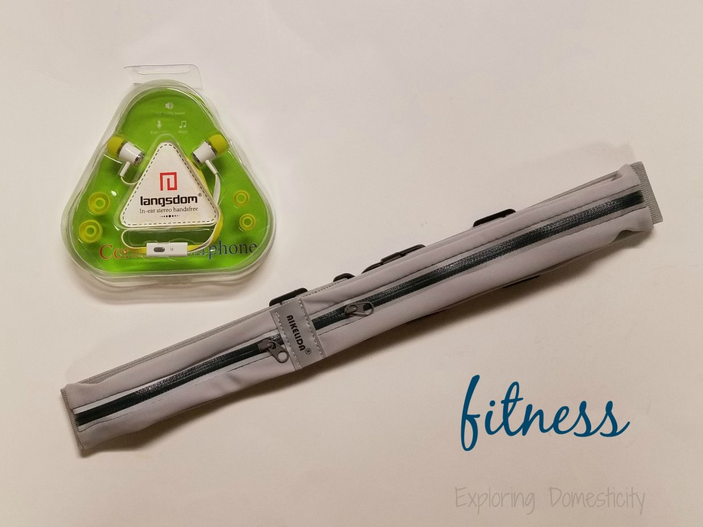 Autumn Wins Giveaway Hop - fitness prize pack
