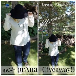 Fall prAna Giveaway