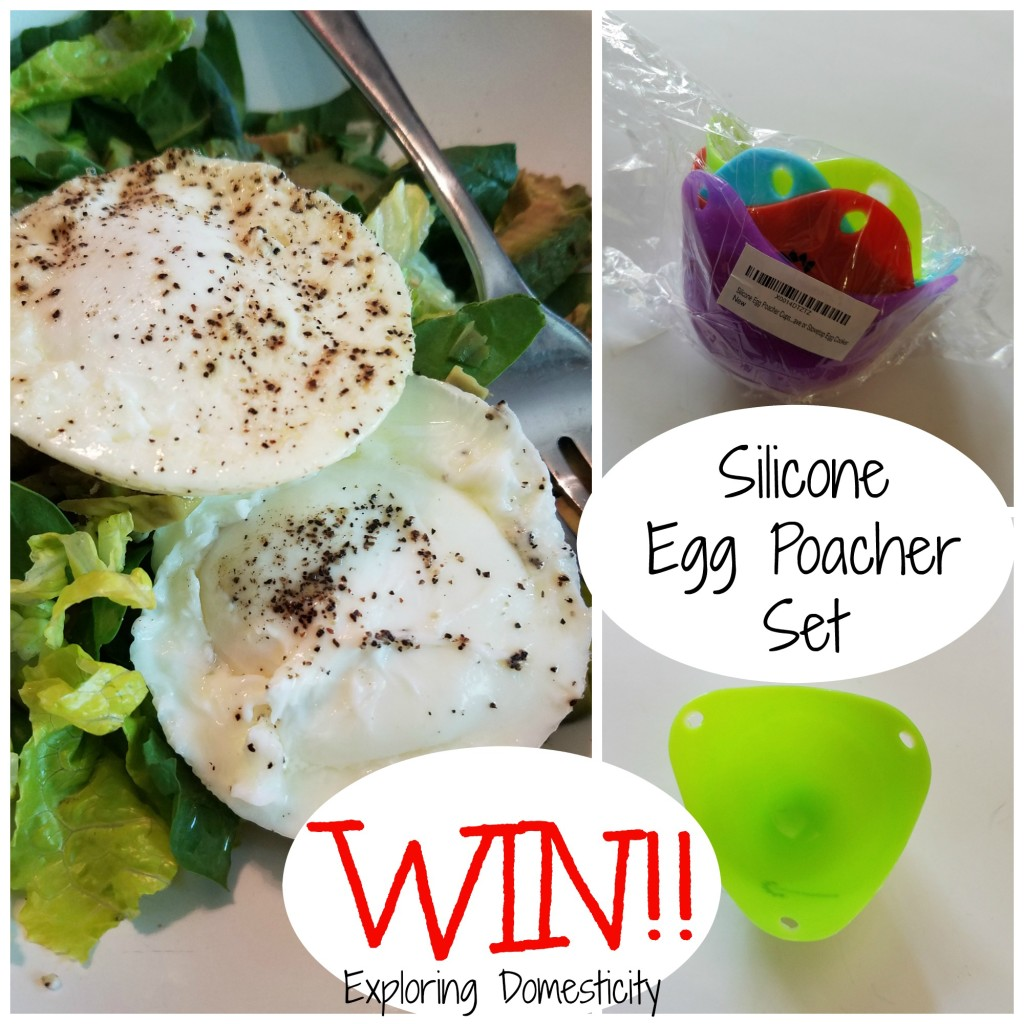 Egg Poacher Giveaway