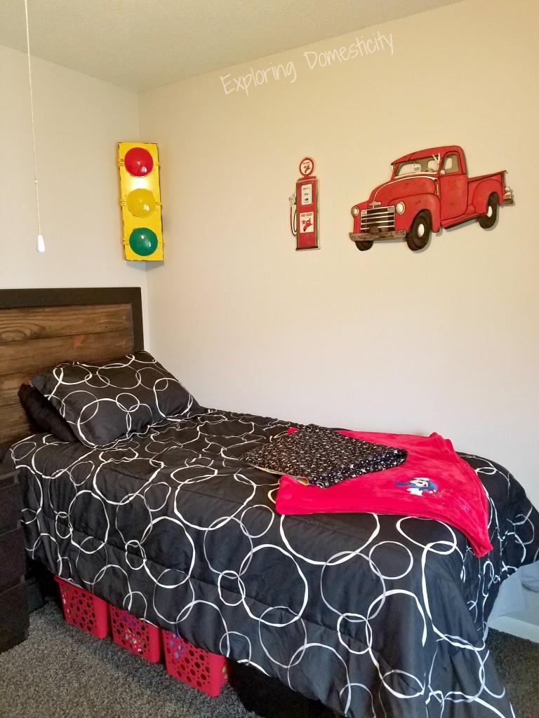 Route 66 Bedroom
