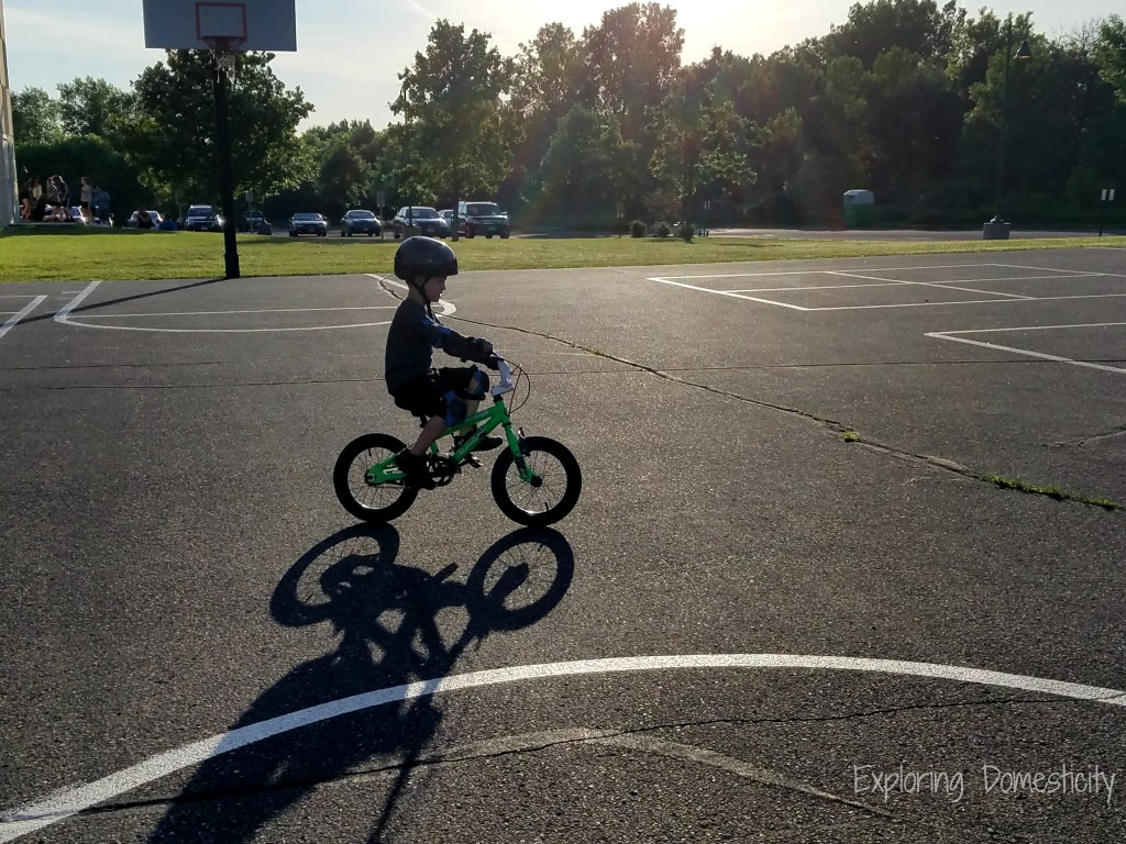 Active Gifts for Healthy Kids: Bike