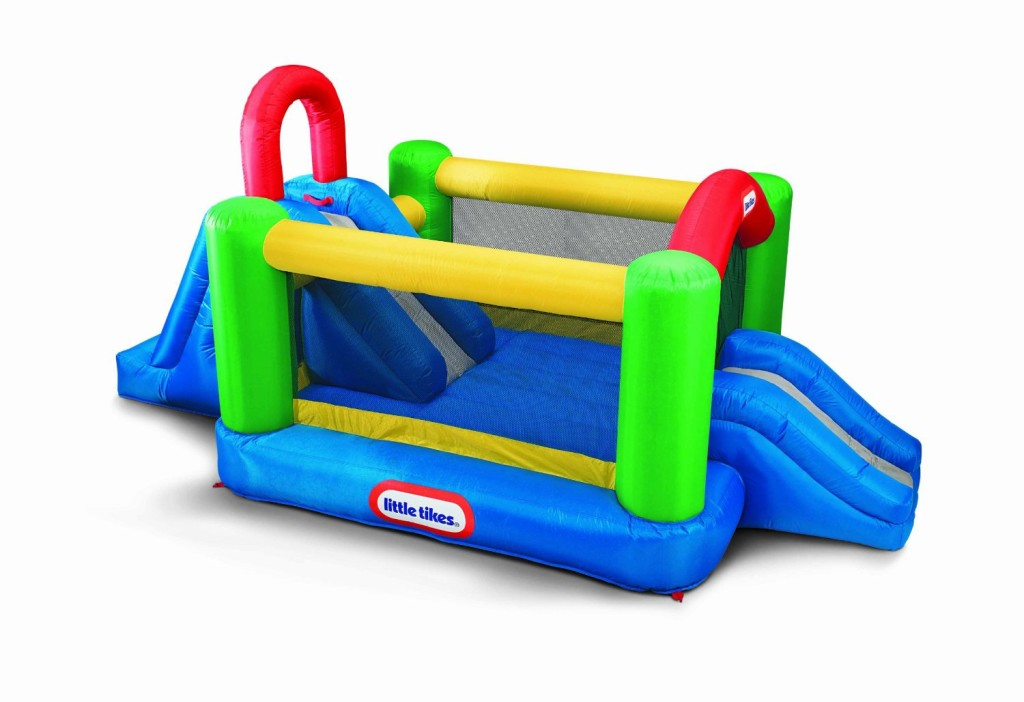 Active Gifts for Healthy Kids: Bounce House
