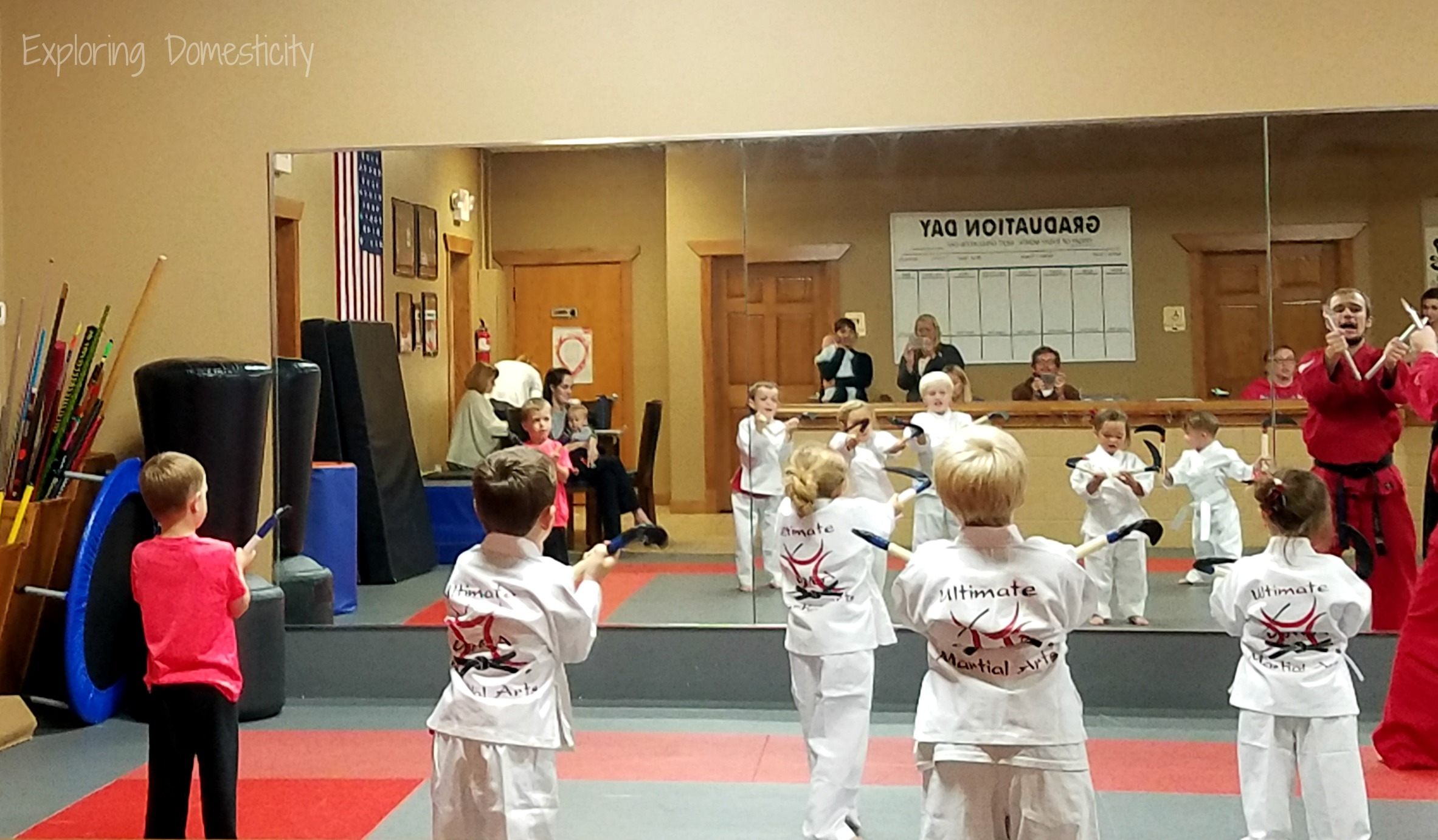 Active Gifts for Healthy Kids: Martial Arts