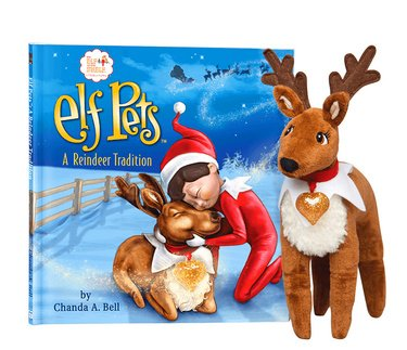 Christmas Must-Haves: Elf on the Shelf and Elf Pets Reindeer