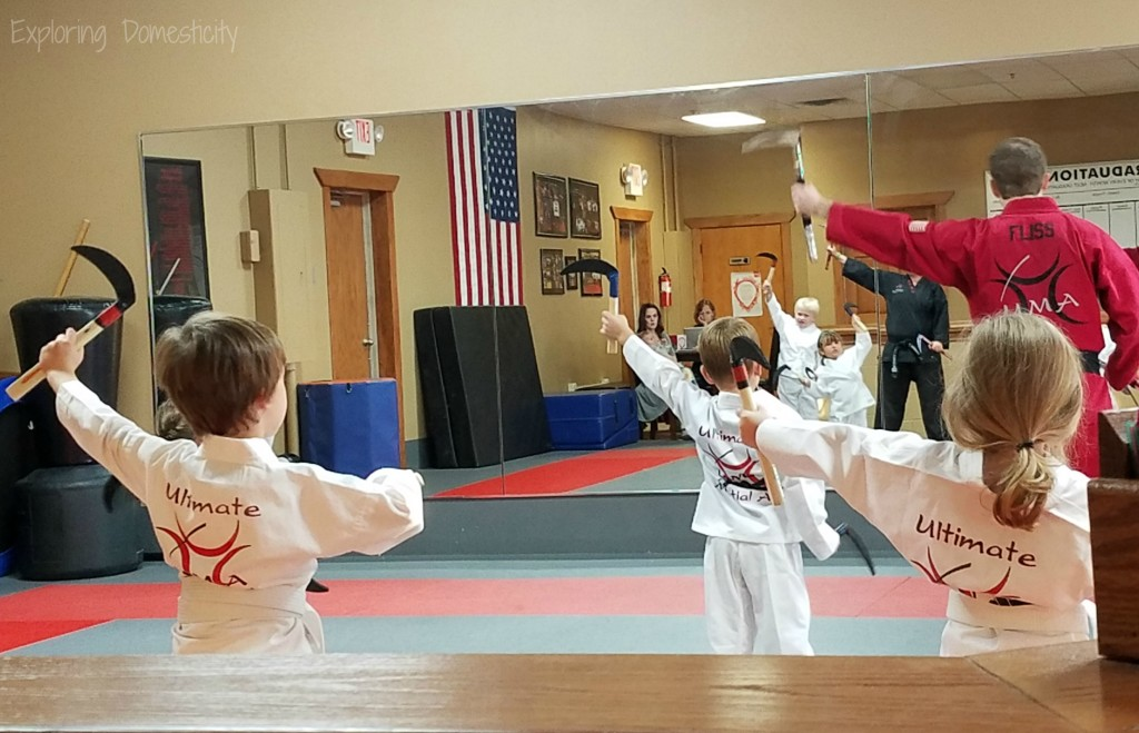 Martial Arts Gift Guide for young children