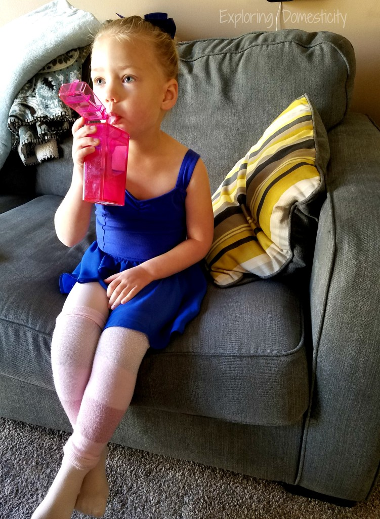 Dr. Mercola's Complete Probiotic Powder Packets for kids and Drink in the Box